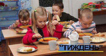 Харчування у школах та дитячих садочках Тростянецької ОТГ подорожчало вдруге за рік